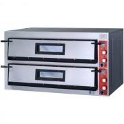 Stalgast Four à Pizza F-Line 1370x850x(h)750mm 2x 6 Pizzas 36cm 18 KW