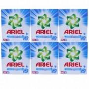 Pachet 6 bucati - Ariel touch of Lenor fresh Detergent automat la cutie 6 x 400 g
