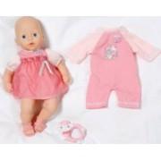 Primul meu bebelus Annabell cu hainute roz Zapf