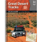 Wegenatlas - Australië - Great Desert Tracks Atlas & Guide | Hema Maps