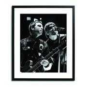 ユニセックス SONIC EDITIONS Noel and Liam at the mic 写真