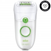 Braun - Silk-épil Epilators Silk-épil 5 5780 Legs, Body and Face for Women