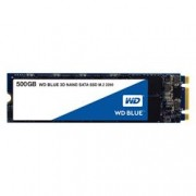 WESTERN DIGITAL SSD WD BLUE 500GB SATA M.2 3DNAND