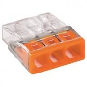 Lasklem 3x0,5-2,5 - Oranje