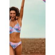 Hunkemöller Rio bikinibroekje Juxtaflo Blauw