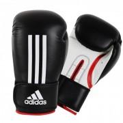 Adidas Energy 100 Bokshandschoenen Zwart-Wit - 16 oz