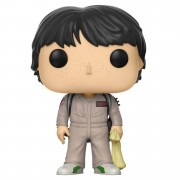 Stranger Things Ghostbusters Mike Pop! Vinyl Figure