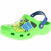 Sandale Monsters baietei verde