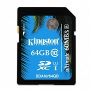 Kingston Ultimate SDXC 64GB