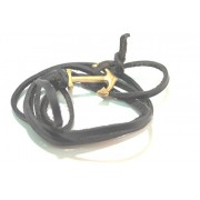 Bands Lover EXCLUSIVE LEATHER WRIST BAND WITH LOCK