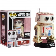 Funko Pop R5-d4 Droid Exclusivo Star Wars De Jawas Tatooine Vinyl