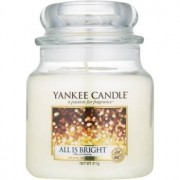 Yankee Candle All is Bright scented candle Classic Medium 411 g