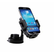 Suport auto universal cu incarcare Wireless Qi Charging Vehicle Dock, negru