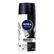 Nivea Men Invisible Black & White antitranspirante en spray para hombre 100 ml
