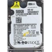 WD AV-25 500 GB Laptop, All in One PC's Internal Hard Disk Drive (WD5000BUCT)