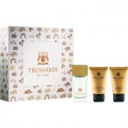 Trussardi My Land lote de regalo III eau de toilette 30 ml + champú y gel de ducha 30 ml + bálsamo after shave 30 ml