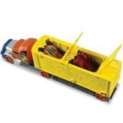 Hot Wheels - Камион за катастрофи с количка, асортимент, 1750057