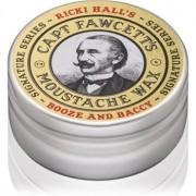 Captain Fawcett Ricki Hall´s cera para bigode 15 ml