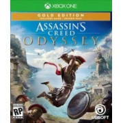 ASSASSIN'S CREED: ODYSSEY - GOLD EDITION (XBOX ONE) - XBOX LIVE - WORLDWIDE