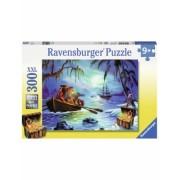 Puzzle Misiune Nocturna, 300 Piese Ravensburger
