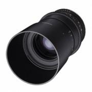 Samyang 100mm T3.1 Macro 1:1 VDSLR - montura Sony E (compatibil FF)