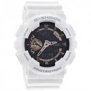 Casio G-Shock Special Edition Analog-Digital Black Dial Mens Watch - GA-110RG-7ADR (G398)