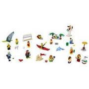 """60153 Legoâ® City Comunitatea Oraè™Ului €"""" Distracè›Ie La Plajäƒ"""
