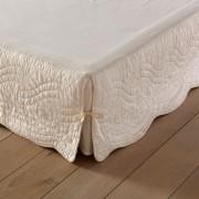 La Redoute Interieurs Capa acolchoada para sommier, em tecido de algodãocru- 160 x 200 cm