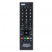 Telecomanda universala LED TV Toshiba, Negru