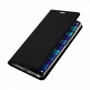Husa carte flip wallet Dux Ducis pentru Huawei Y7 Pro 2019 negru