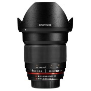 SAMYANG Obiettivo 16mm f/2.0 ED AS UMC CS x Canon EOS M