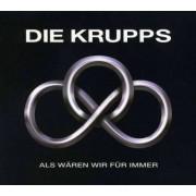 Die Krupps - Als Waren Wir Fur..- Mc D- (0693723086026) (1 CD)