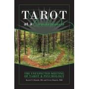 Tarot at a Crossroads: The Unexpected Meeting of Tarot & Psychology, Hardcover