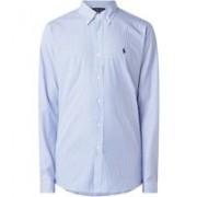 Ralph Lauren Slim fit button down-overhemd van katoen