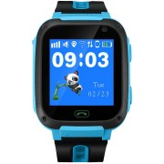 "Watch, Canyon Kids, 1.44"", front camera, SOS button, single SIM, 32+32MB, 400mAh (CNE-KW21BL)"