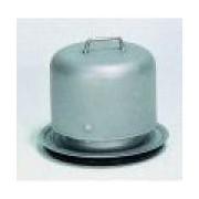 Sifon Kessel 27182, Odour trap, stainless steel, 70mm