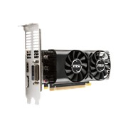 MSI GEFORCE GTX 1050 TI 4GT LPV1 GeForce GTX 1050 Ti Graphic Card - 4 GB GDDR5 - Low-profile