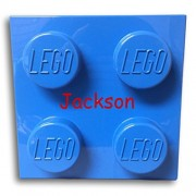 ROOM COPENHAGEN INC LEGO Storage Brick Container Blue