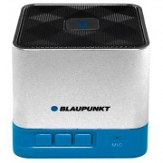 Blaupunkt Głośnik mobilny BLAUPUNKT BT02WH Biało-niebieski