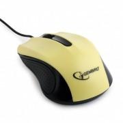Mouse Gembird MUS-101-Y Galben