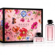 Gucci Flora by Gucci – Gorgeous Gardenia lote de regalo II. eau de toilette 100 ml + eau de toilette 30 ml