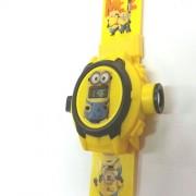 Shanti Enterprises Minions 24 Images Projector Watch