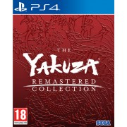 The Yakuza Remastered Collection: Day One Edition PS4