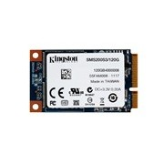Kingston SSDNow mS200 120 GB Solid State Drive - mini-SATA (SATA/600) - Internal