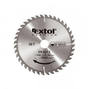 Extol Craft Pilový kotouč s SK plátky průměr 300mm, 60 zubů 8803247 Kotouč 8803247