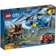 Конструктор ЛЕГО Сити - Арест в планината, LEGO City Police, 60173