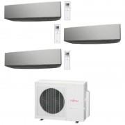 - Kit installazione climatizzatore 5m Tubo in Rame BIPOLAR accoppiato 1/4 - 3/8, Tubo Scarico Condensa, Basi PVC
