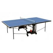 Теннисный стол Donic Indoor Roller 600 зеленый и синий