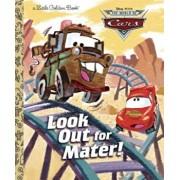 Look Out for Mater! (Disney/Pixar Cars), Hardcover/Random House Disney
