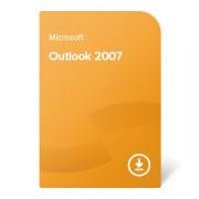 Microsoft Outlook 2007, 543-03011 elektronikus tanúsítvány